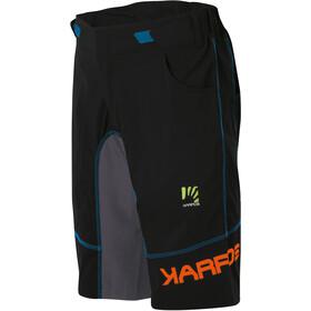 Karpos Ballistic Evo Pantalones cortos Hombre, black/dark grey/indigo bunting